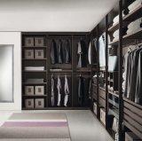 De Europese Houten Gang van Fruniture van de Slaapkamer van de Stijl in Garderobes