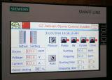 el mejor generador del ozono 1kg para el tratamiento de la decoloración de las aguas residuales de la materia textil del tinte