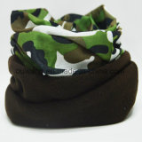 Wholesale Personalized Custom Printed Multifunctional Seamless Fleece Bandanas