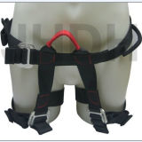 Super léger de l'escalade de la protection de la moitié de la courroie du faisceau de siège & Sport de plein air