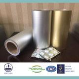 Холодн-Штемпелюющ отливая в форму фольгу Alu Alu для упаковывать фармацевтический сплав 8021 таблеток