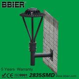 luz ao ar livre fixada na parede da área do diodo emissor de luz do excitador de 100W Meanwell