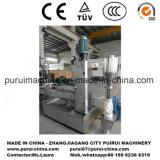 Plástico máquina de granulación para el reciclaje de residuos PE PP Films