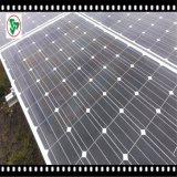 vidrio solar claro Tempered plano del arco de 3.2mm/4.0m m para el módulo de la célula solar