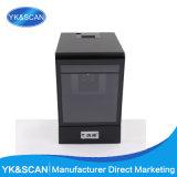 2D omnidirectionnelle à vitesse rapide du scanner USB 2D scanner de code à barres 2D scanner 2D de plate-forme de présentation