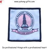 Kundenspezifisches Schule-Stickerei-Abzeichen für Kleid (YH-WB034)
