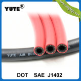 Ameca Certified resistente a la intemperie Flexible Red Truck Air Brake Hose