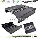 De Profielen Heatsink van het Aluminium van het Bouwmateriaal/Radiator
