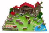 Het houten Speelgoed van het Spel van de Sorteerder van de Vorm