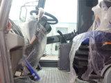 速いカプラーが付いている2ton農業の望遠鏡のローダー
