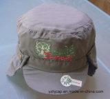 刺繍および印刷のロゴの子供の野球帽