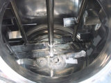 El tanque de mezcla del surtidor para la solución líquida de la limpieza