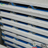 Comité van de Sandwich van Plystyrene EPS van de kleur het Staal Uitgebreide voor Muur