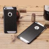 Coperchio reale di lusso della fibra del carbonio dei più nuovi accessori del telefono mobile per il iPhone 7