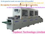 送り装置の機械によって自動化される生産ラインロボット情報処理機能をもった組み立てロボット装置のはんだ付けする機械