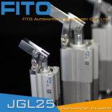 Escolhir/cilindro dobro do padrão de ISO da ação