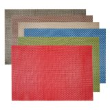 Het Weefsel TextielPlacemat van de jacquard voor Huis & Restaurant