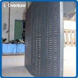 pH10.4段階の使用料のための屋外のカーテンLEDスクリーン