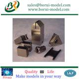 Peças sobresselentes de alumínio fazendo à máquina do CNC da elevada precisão, protótipo do Rapid do CNC