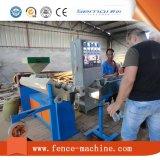 Alambre revestido del PVC que hace la máquina
