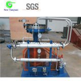 compresor de Diaprhagm del gas del criptón del gas raro de la capacidad 5nm3/H