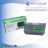 30A LCD表示を持つ最もよい価格の太陽電池のコントローラ