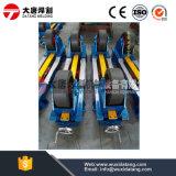 Ventes Dsk-10 Rolls de rotation Leadscrew-Réglable d'usine