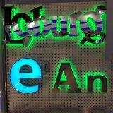 Panneau lumineux acrylique de signe du signe DEL de système de DEL