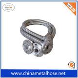 ステンレス鋼の高温の環状の波形の軟らかな金属のホース