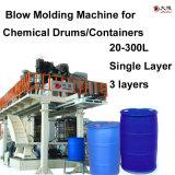 آليّة بلاستيكيّة يفجّر آلة لأنّ طبل كيميائيّ