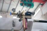 QC12k Machine de cisaillement à faisceau hydraulique CNC économique