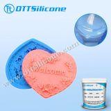 Rubber van het Silicone van de Uitvoer van de fabriek RTV2 het Vloeibare voor de Reproductie van het Product, de Grondstof van het Silicone RTV