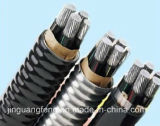 Кабель алюминиевого сплава стальной ленты оболочки PVC изоляции XLPE Armored