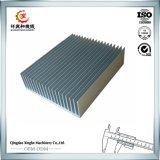 Dissipatore di calore di alluminio su ordinazione dell'alloggiamento del dissipatore di calore del LED
