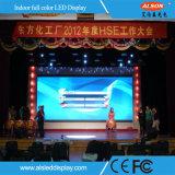 Schermo dell'interno della fase LED di P7.62 RGB per il concerto
