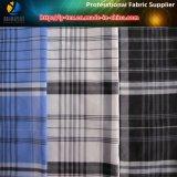 イタリアの普及したファブリック、ワイシャツのための反紫外線の190tナイロンヤーンによって染められるファブリック