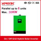1-5kVAオン/オフ格子MPPTの太陽料金のコントローラが付いているハイブリッド太陽エネルギーインバーター