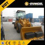 Xcm carregador Lw300f (3 toneladas, 1.8m3, motor da roda de Yuchai)
