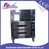 レストランの台所装置の対流Oven+のデッキOven+ Prooferのガスの組合せのオーブン