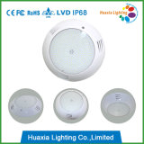 Plásticos reforzados con fibra de alta calidad SMD LED lámpara subacuática para la piscina