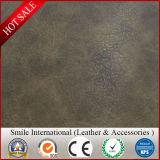 Водоустойчивый Faux кожи софы PVC, двойной цвет напечатанная кожа PVC, искусственная кожа PVC