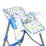 Qualitäts-Baby-hoher Plastikstuhl mit En14988 genehmigt (CA-HC003)