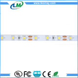 Luz decorativa flexible de la secuencia SMD3528 Tira del LED con CE, UL, RoHS