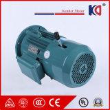 AC ElektroMotor in drie stadia met Met geringe geluidssterkte