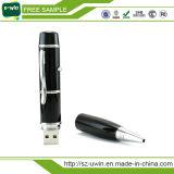 OEM 4GBの金属ペンによって設計されているUSBのフラッシュ駆動機構