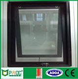Argano della catena della lega di alluminio con la doppia finestra di vetro e la finestra della manovella