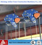 Élévateur de levage à chaînes électrique d'utilisation marine