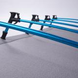 Het Kamperen van Gr Indio het Vouwbare Ultralight Compacte Bed van de Wieg met 350 Pond die de In te ademen Waterdichte Oppervlakte van het Bed, Perfect voor de het Grijze Kamp van de Basis, Wandeling en Jacht dragen,