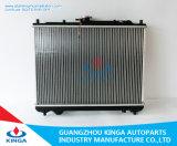 Alto desempenho do sistema de refrigeração do radiador de Corridas de alumínio automática para Mazda Haima 7130 MT