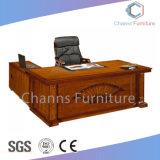Mesa de oficina tradicional pintura escritorio ejecutivo (CAS-SW1714)